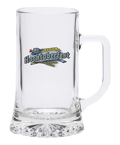 glass maxim beer mug 17 12oz - Glass Beer Mugs