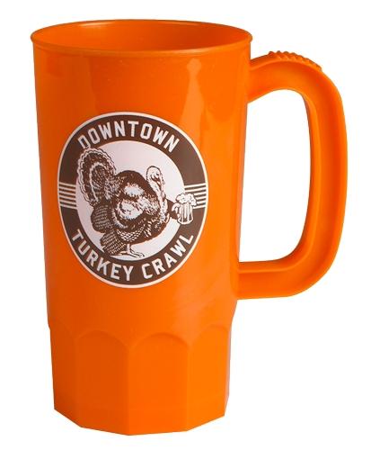 buy your custom imprinted plastic beer mugs beer steins here
